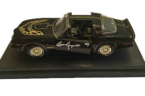 Burt Reynolds Signed Trans-Am