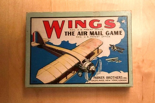 Parker Brothers Air Mail Card Game