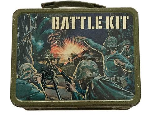 1965 Battle Kit Lunchbox