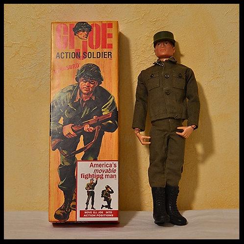 Vintage GI Joe doll