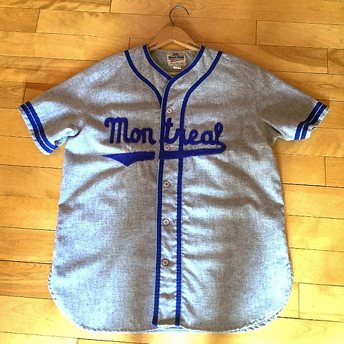 Ebbets Field Flannels Montreal Royals Jersey