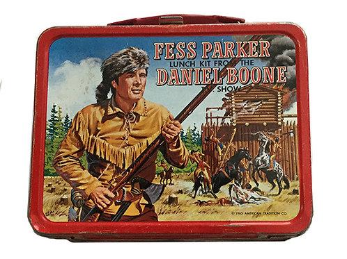 Daniel Boone Lunchbox