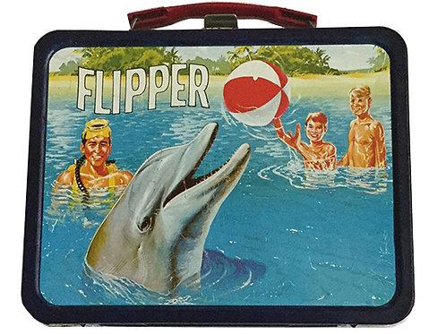 1966 Flipper Lunchbox
