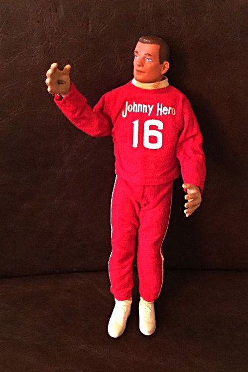 1965 Johnny Hero Action Doll