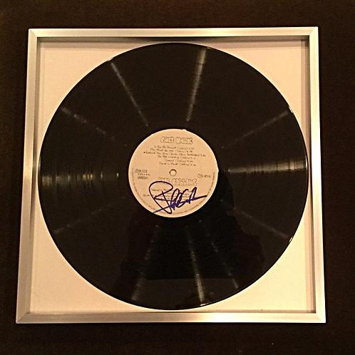 Phil Collins Signed LP