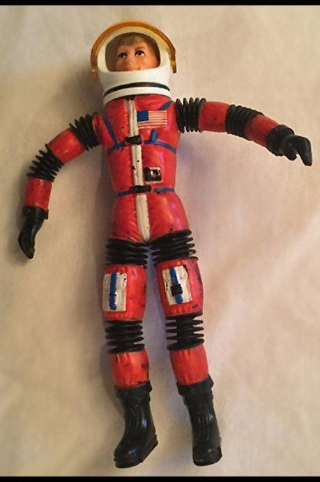 Sgt Storm from Mattels Matt Mason collection