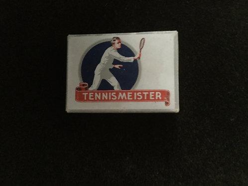 Tennismeister cigarette box