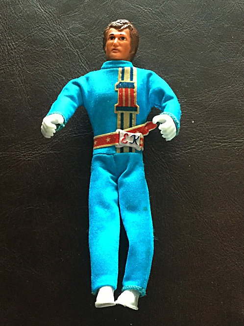 70s Evel Kneivel Doll