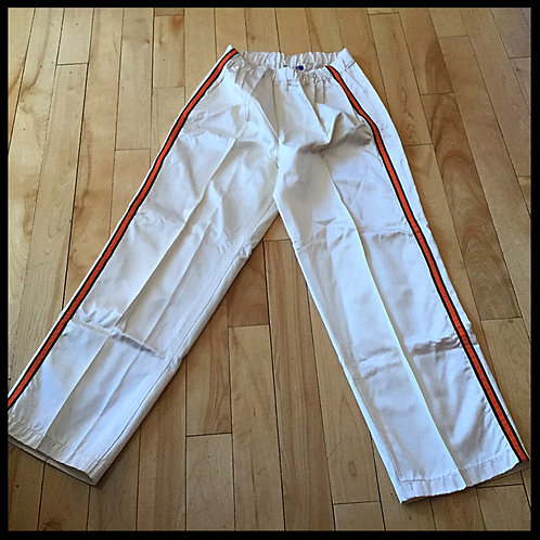 Late 60's Baltimore Bullets Warm Up Pants