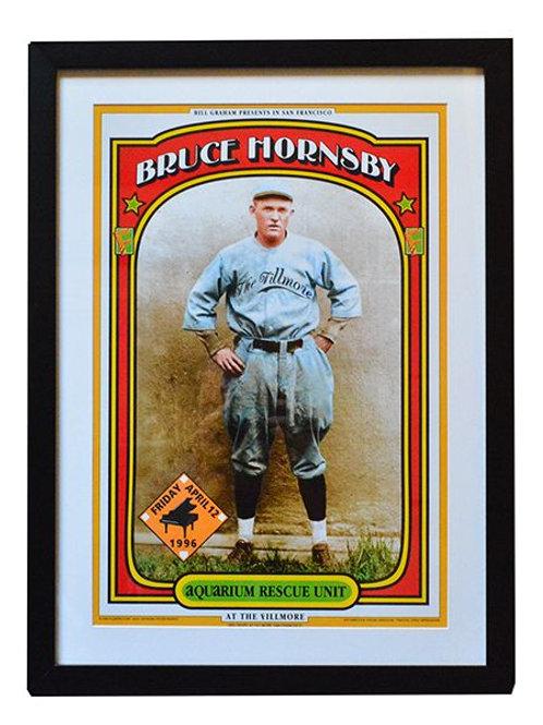 Framed Bruce Hornsby Poster