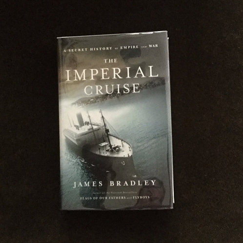 Signed book Imperial Cruise