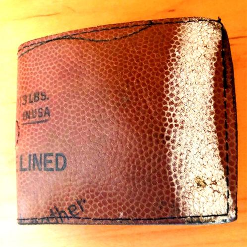 Vintage Football Wallet