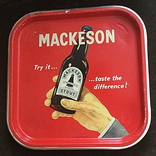 Vintage British Beer Tray