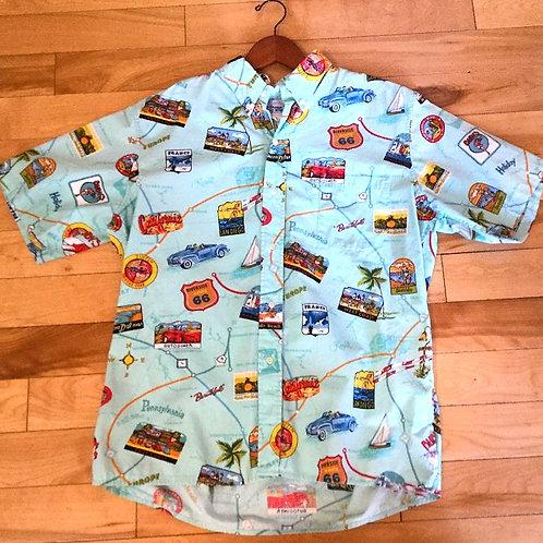 Route 66 Reyn Spooner Shirt