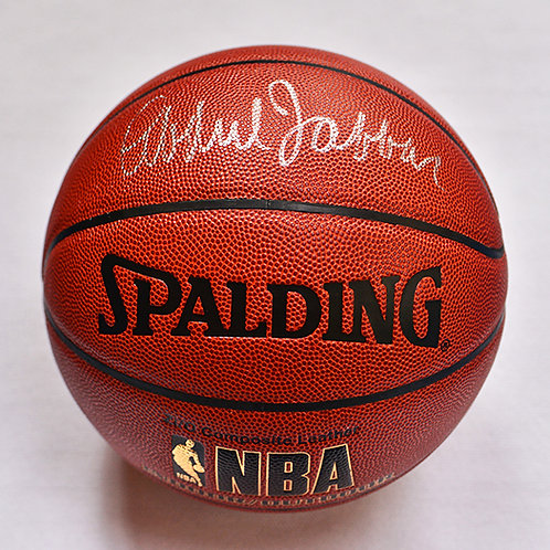 Kareem Abdul -Jabbar Autographed Basketball