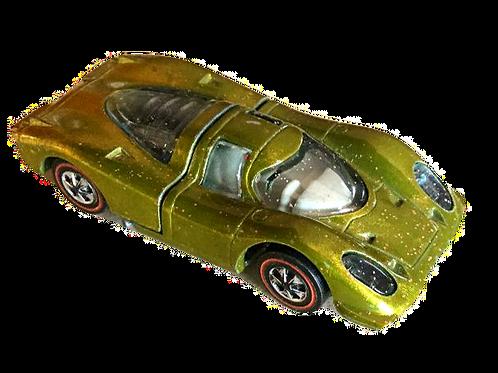 Mattel Hot Wheels Porsche