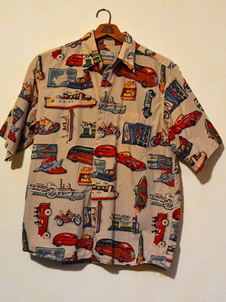 Reyn Spooner  Classic toys shirt
