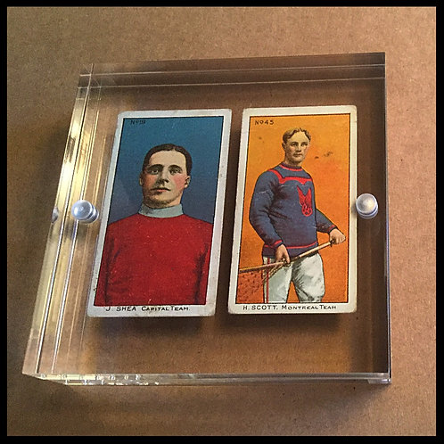 Vintage Lacrosse Tobacco cards