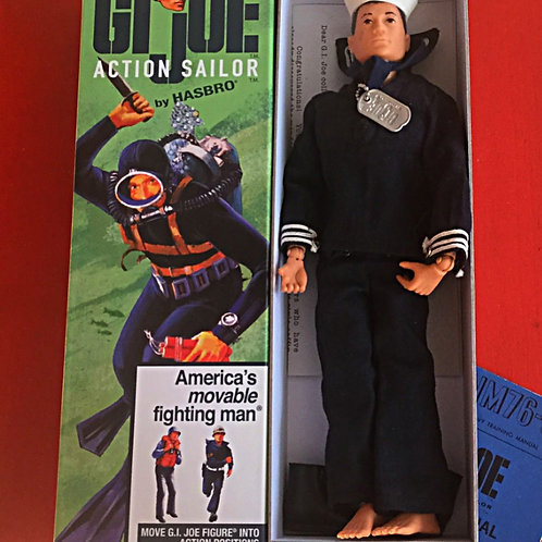 GI Joe with Replica Box
