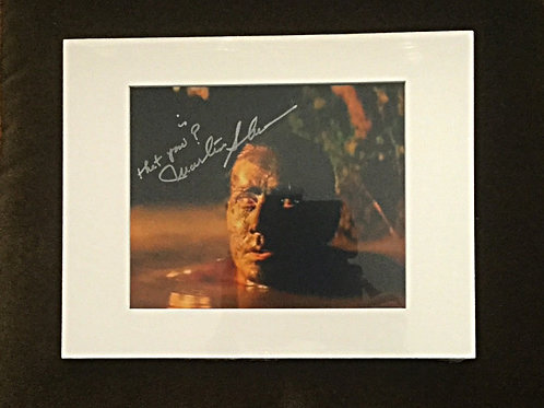 Martin Sheen Signed and Matted 8x10
