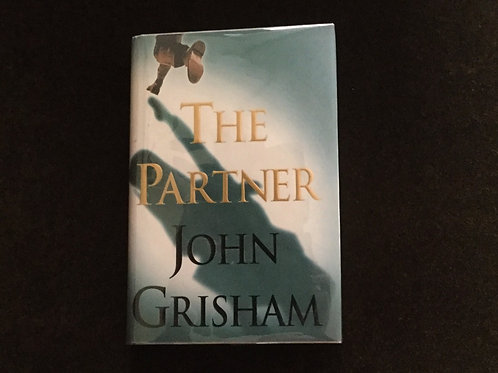 The Partner signed by John Grisham