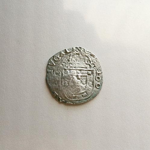 Old Portuguese Shipwreck Coin