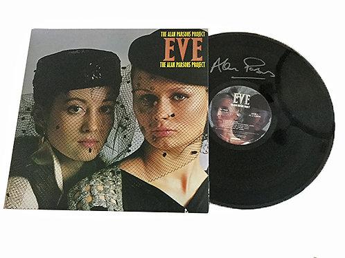 Alan Parsons Project signed Eve LP
