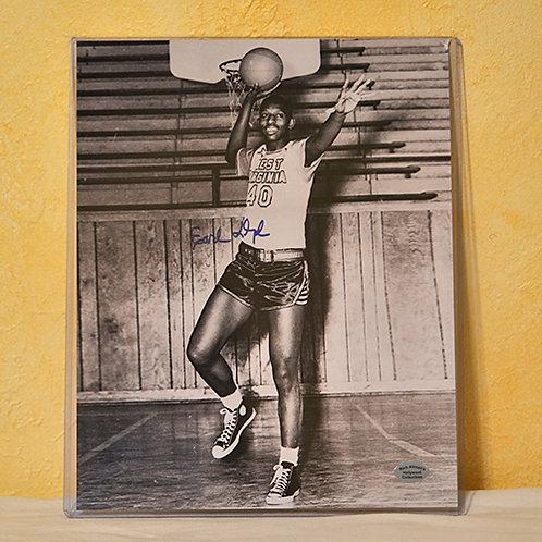 Earl Lloyd signed 8x10 photo