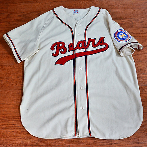 50s Ebbetts Field Flannels Denver Bears Jersey