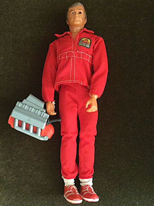 Six Million Dollar Man Doll