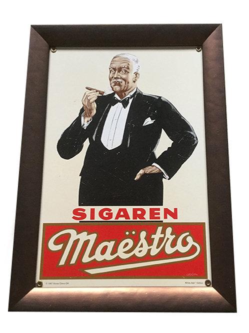 Vintage look Cigar sign