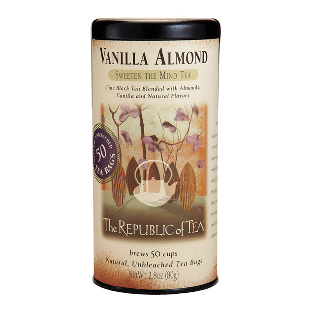 The Republic of Tea - Vanilla Almond