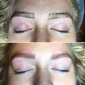 microblading eyebrows wilmington nc arti