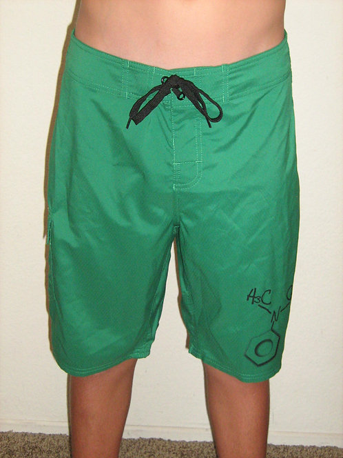 DMA Chemical Shorts - Green