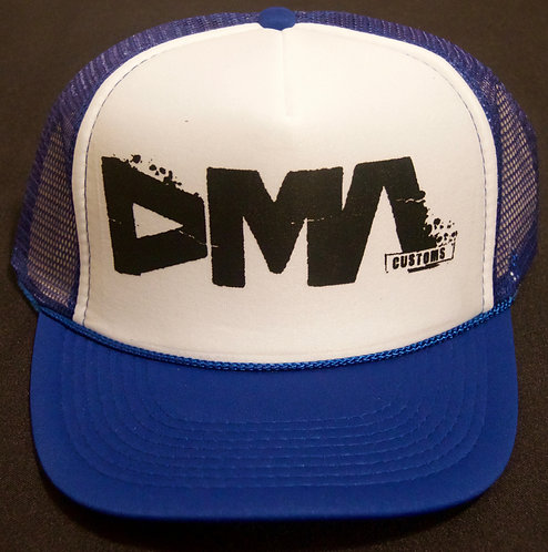 DMA Original Trucker Snap Back