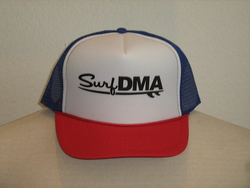 DMA RWB Trucker Snap Back