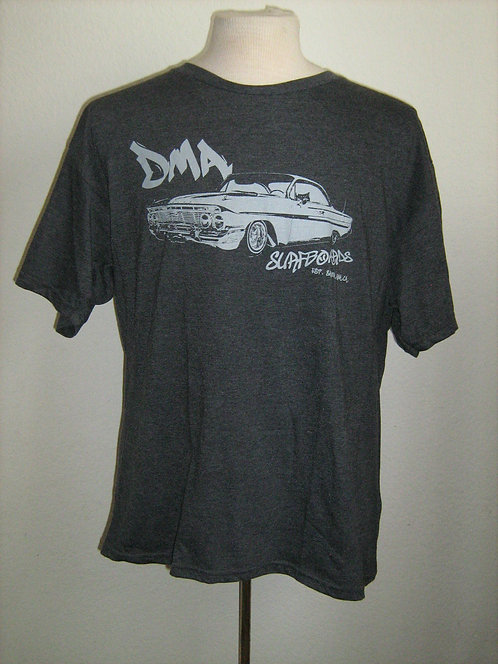 DMA Lowrider - Charcoal