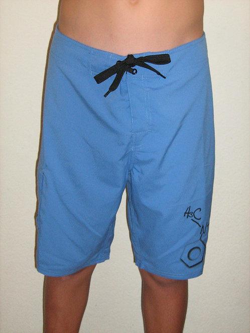 DMA Chemical Shorts - Lt Blue