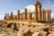 la città di Agrigento