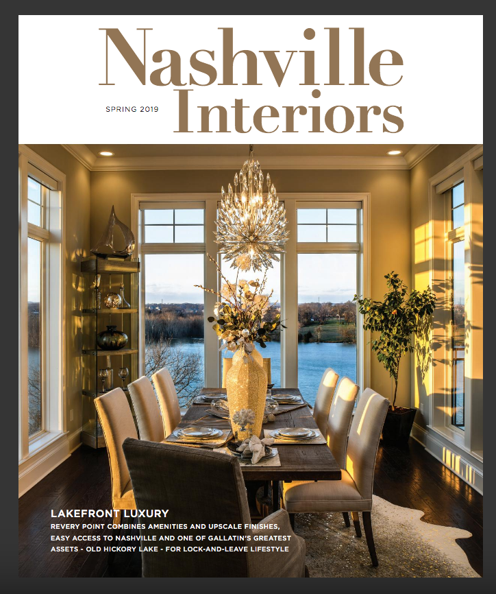 Revery Point, Penthouse, Nashville Interiors Magazine