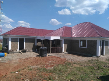 NTC 97.3 FM studio building is on track to be ready by  Christmas. Thank you.