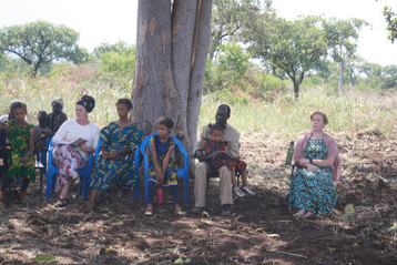 Operation Nehemiah Mission report from South Sudan Phase 2