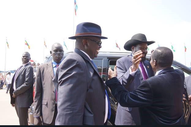 Pray for South Sudan, President Salva Kiir