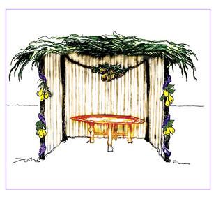 Happy Sukkot, ( The Feast of Tabernacle)
