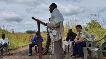 Field Report from South Sudan