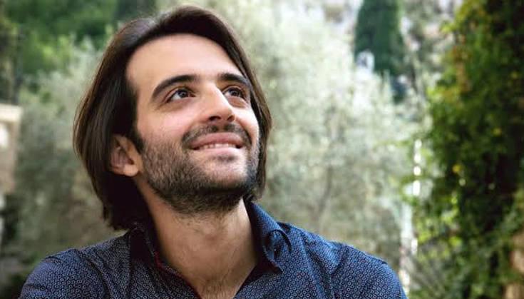 Ο Μάνος Κιτσικόπουλος - Παρασκευή 25 Ιουνίου, 21:00 Κήπος Μεγάρου Μουσικής