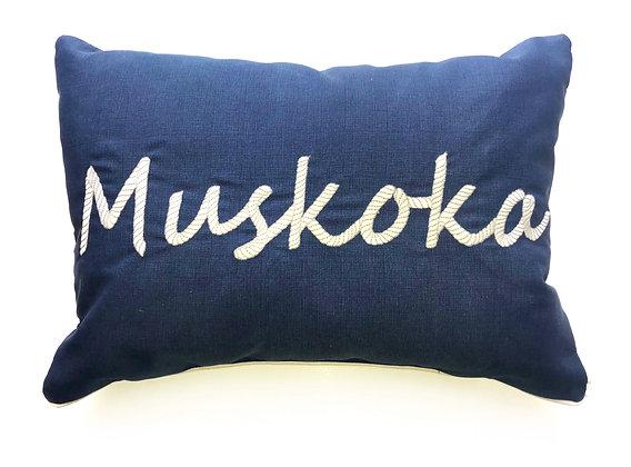 Long Muskoka Pillow