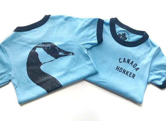 Canadian Honker Ringer T-Shirt