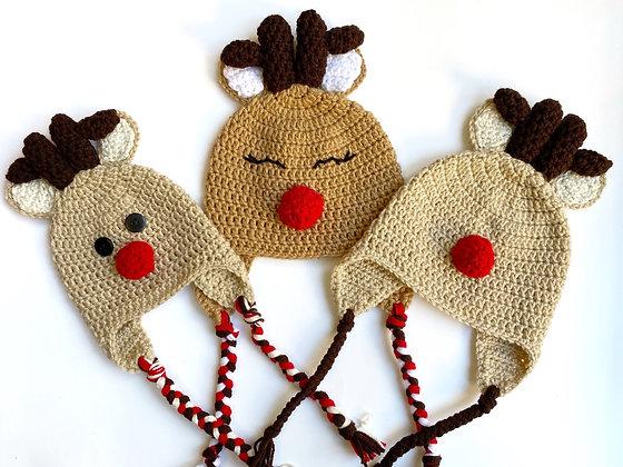 Rudolph the Reindeer Hat
