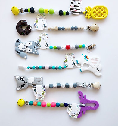 Assorted Teethers